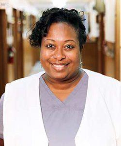 Carolyn Mack, LPN II
