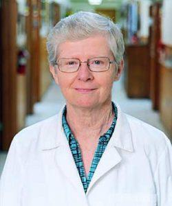 Sister Cora Lee Middleton, RN, Clinic Coordinator