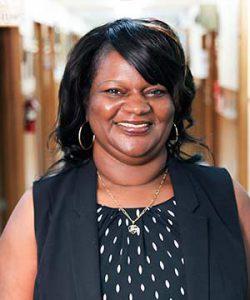 Geneva Byrd, Office Management