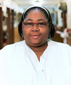 Gloria Davis, Medical Assistant